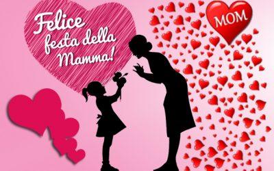 Festa della mamma  (12 maggio)