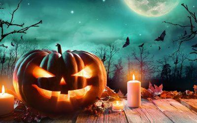 Pronti per la notte di Halloween  ?