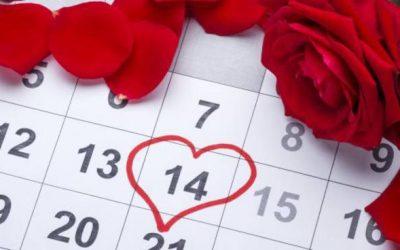 Tutto è pronto per il San Valentino 2020